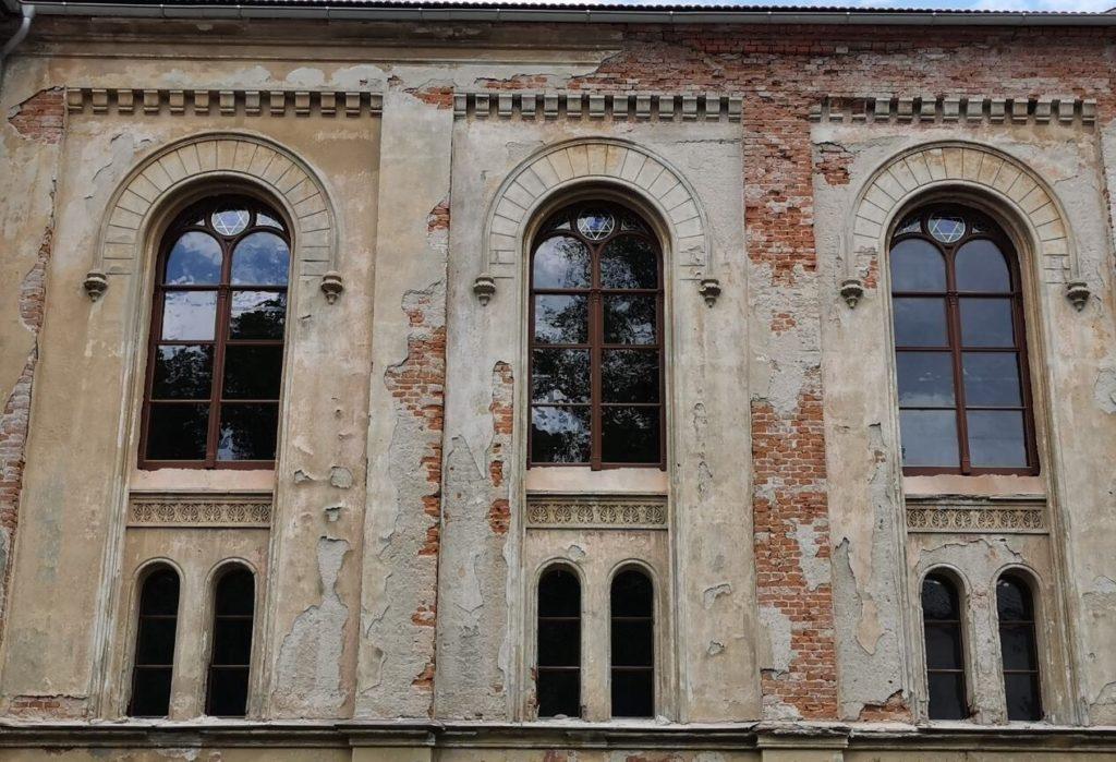 rustikalne okna