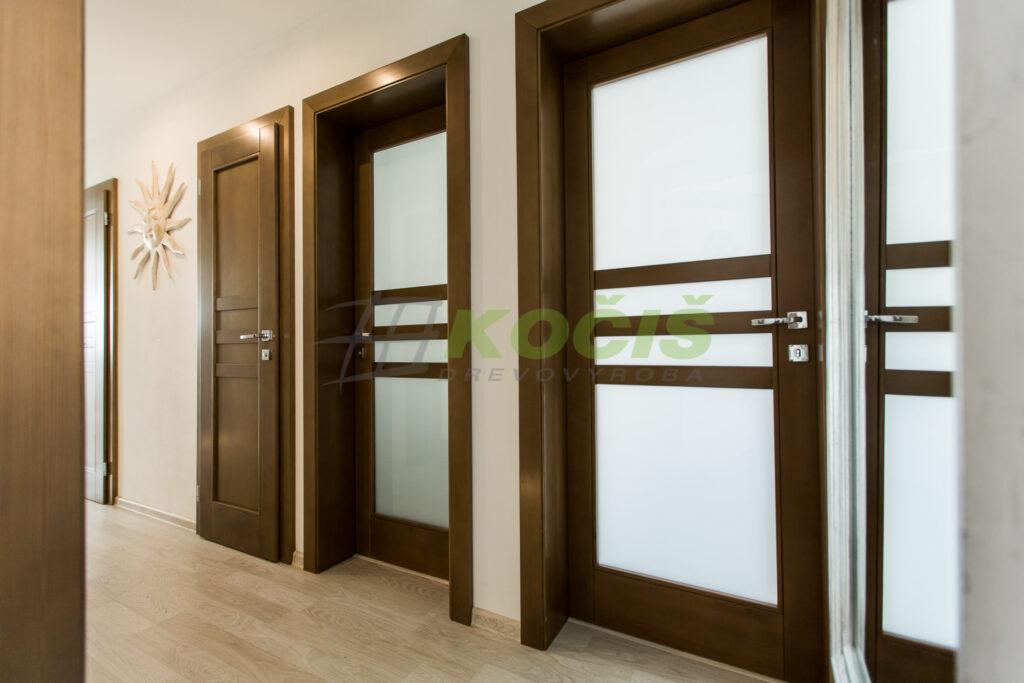 drevene dvere