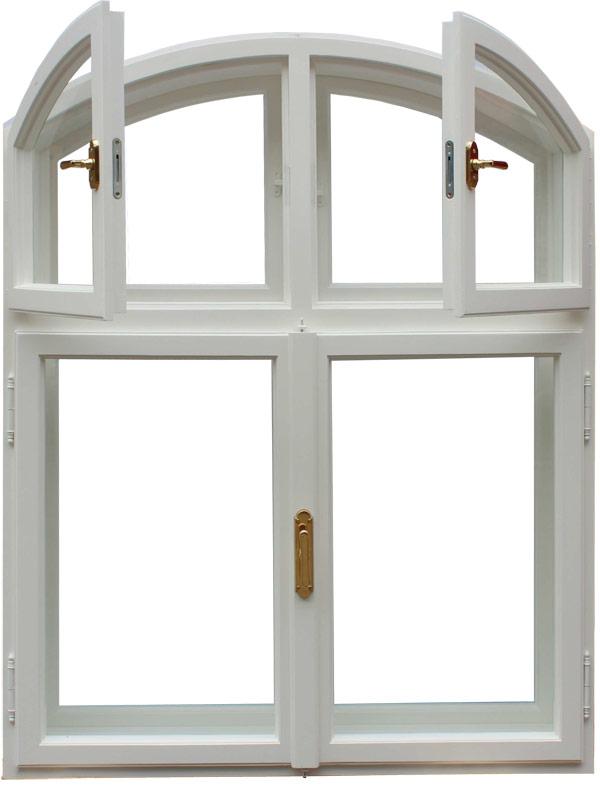 kastlové špaletové okno